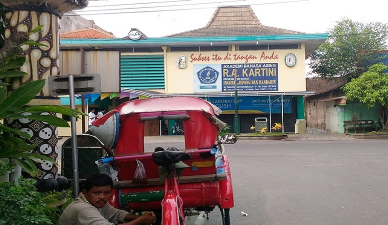 PENERIMAAN MAHASISWA BARU (ABA RA KARTINI) 2018-2019 AKADEMI BAHASA ASING RA KARTINI SURAKARTA