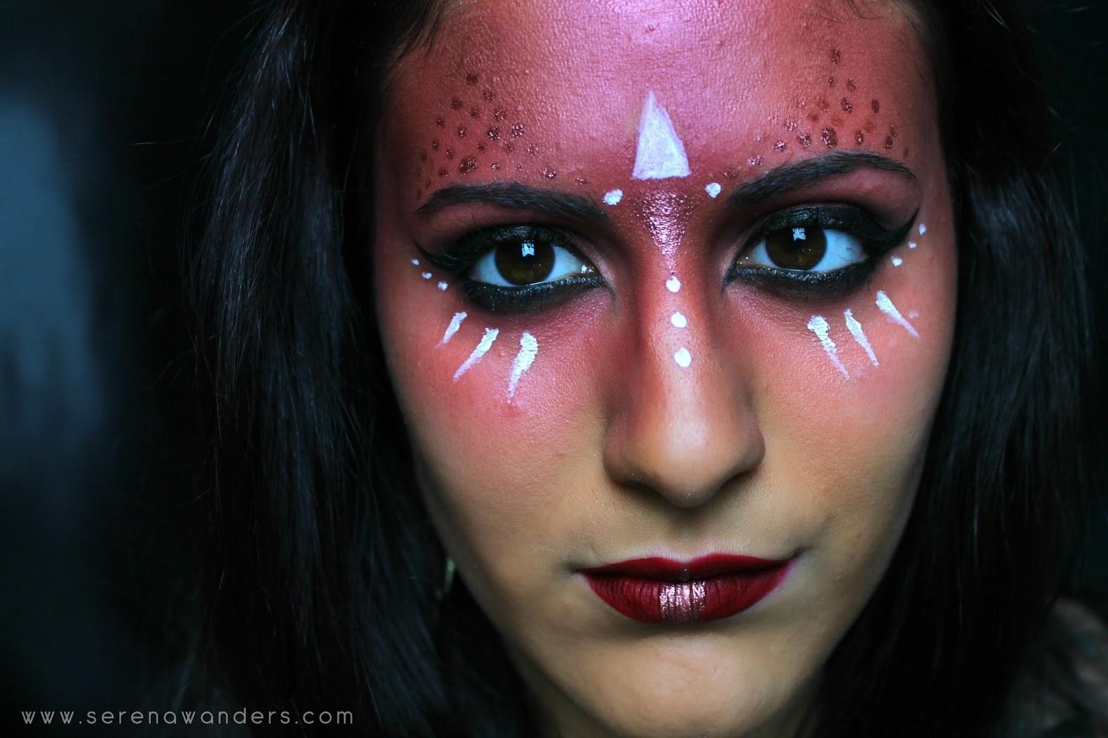 abbastanza Serena Wanders: FREE SPIRIT Makeup Tutorial | NYX Face Awards  DL76