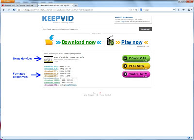 Keepvid - Download