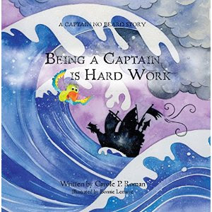 Being A Captain Is Hard Work: Review l LadyD Books