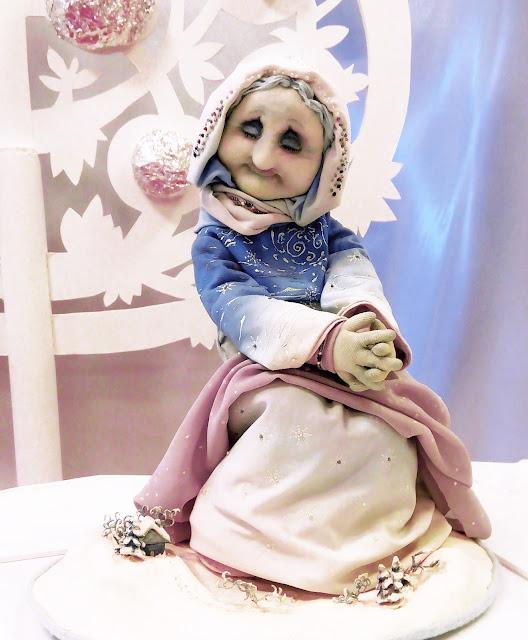 """Наталья Гавриш (Самара) """"Мудрость жизни"""" Выставка авторской куклы в Самаре """"Куклы. Эмоции. Чувства."""""""