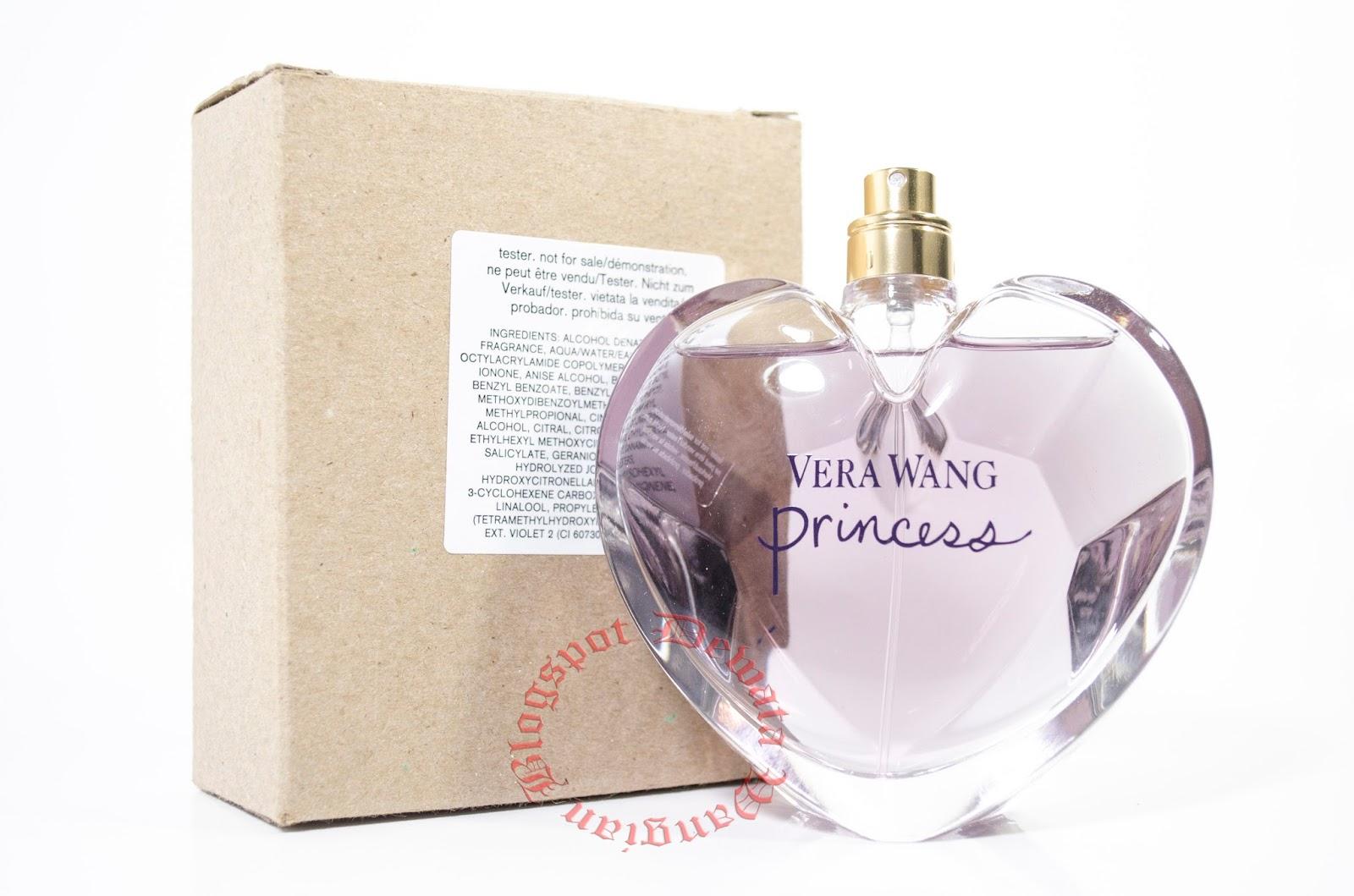 Vera Wang Princess Tester Perfume