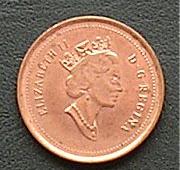 カナダで1セント硬貨廃止