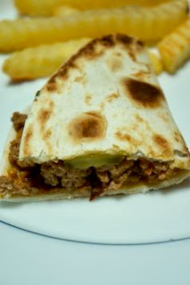 Bacon Cheeseburger Quesadillas: Savory Sweet and Satisfying
