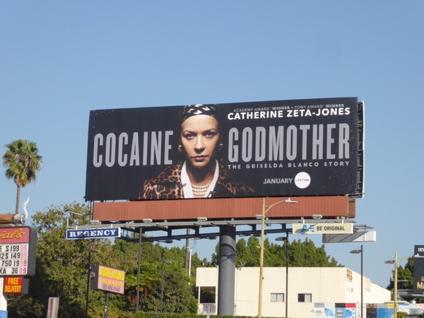 Cocaine Godmother Lifetime movie billboard