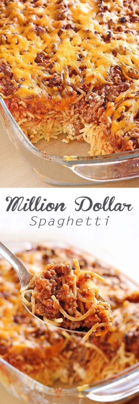 Easy Million Dollar Spaghetti [Video]