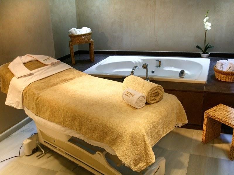 sala de tratamiento vid experience