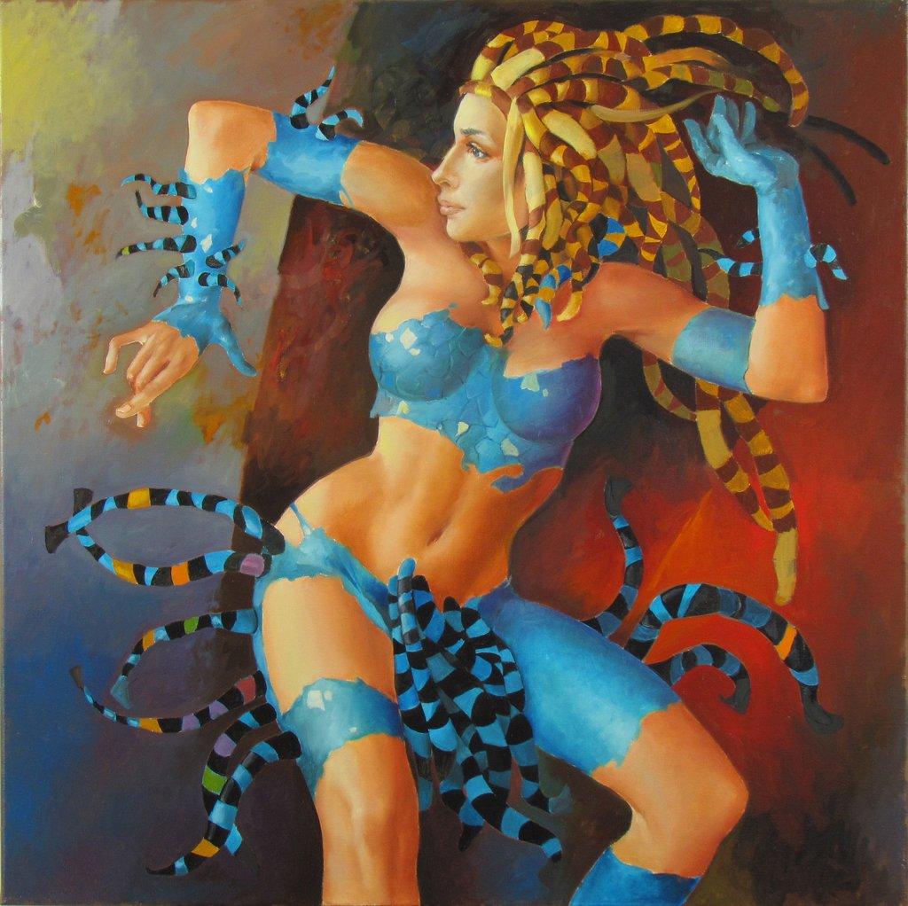 Andrius Kovelinas Tribal Dance