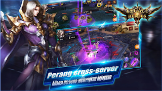 Legacy of Heroes-EternityWings Apk - Free Download Android Game
