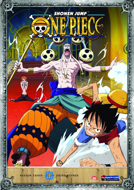 One Piece วันพีช ซีซั่น 6 สกายเปีย ตอนที่ 145-196 พากย์ไทย