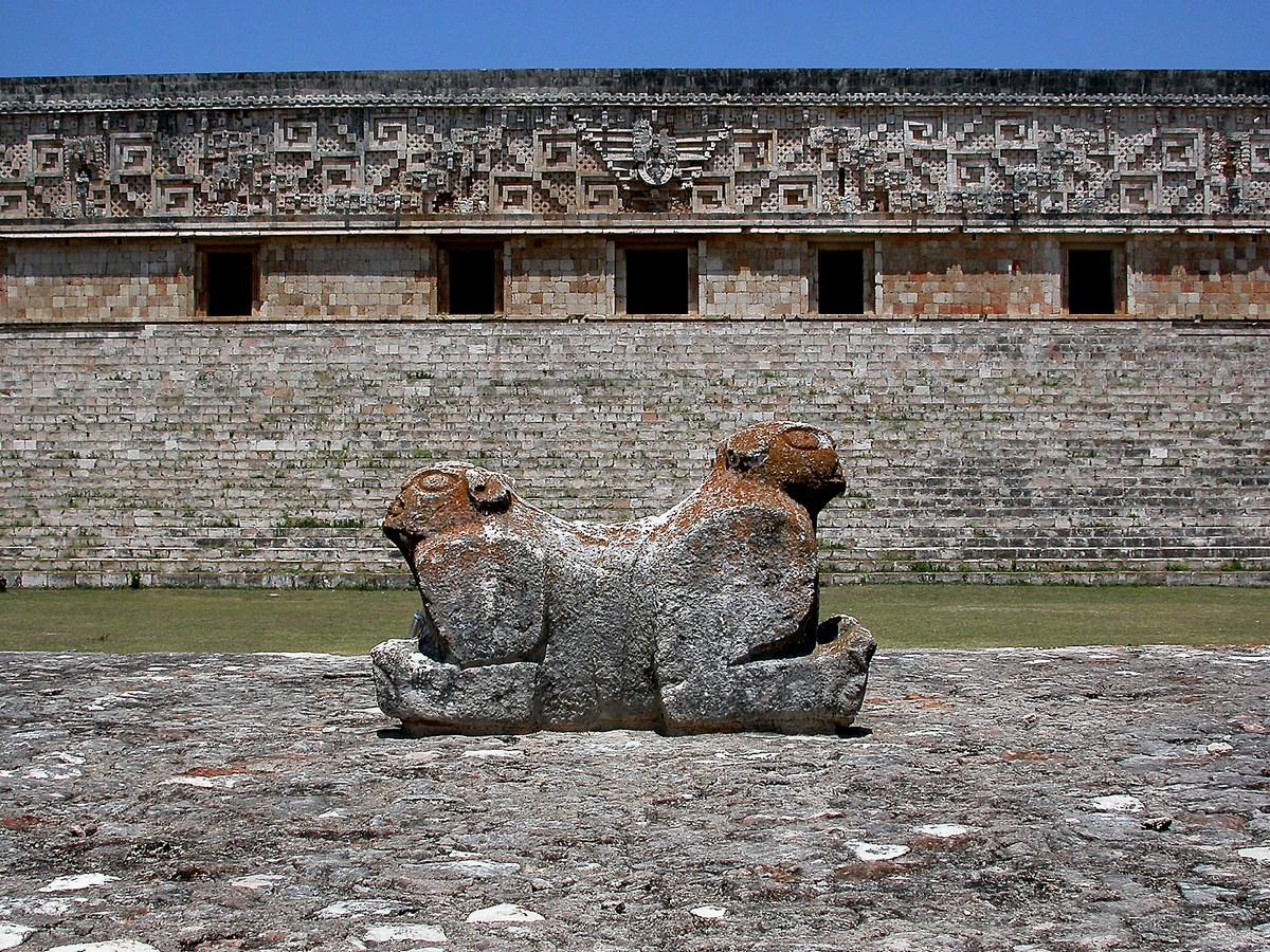 Palais du Gouverneur Uxmal