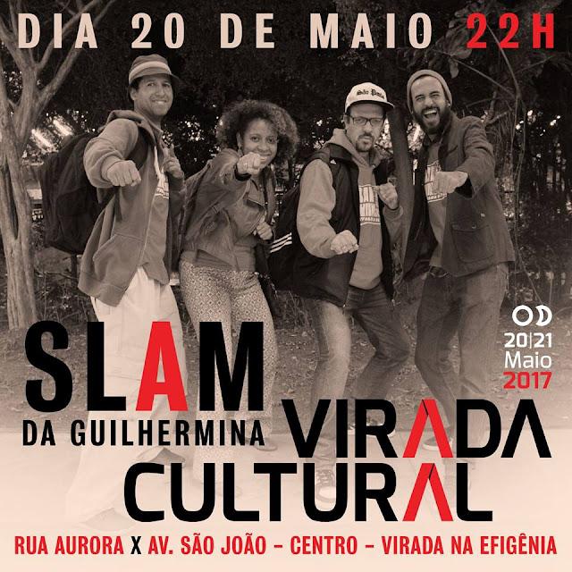 Slam da Guilhermina leva batalha de poesias à Virada Cultural 2017