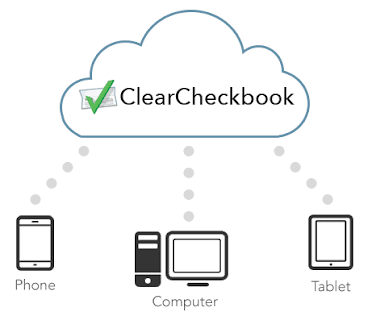 Clear Check Book