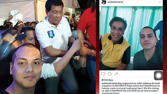 Pinoy comedian and actor bashed for joke about Mar Roxas