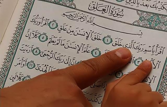 belajar ngaji dalam 4 jam bisa membaca al quran
