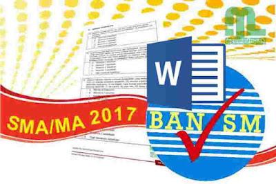 Instrumen Akreditasi SMA MA Word