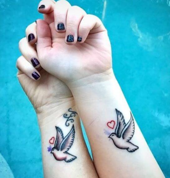 115+ Meaningful Mother Daughter Tattoos Ideas (2018) - Page 2 of 5 ...