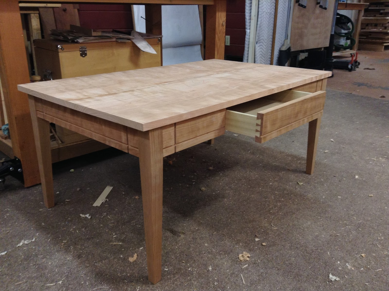 Doucette and wolfe fine furniture makers coffee table handmade solid wood coffee table geotapseo Image collections