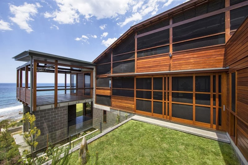 Sustainable Residence, South Coast In Australia