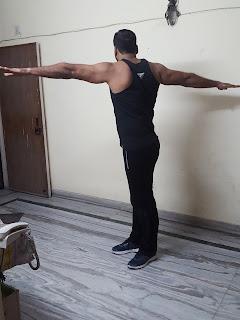 upper body twist