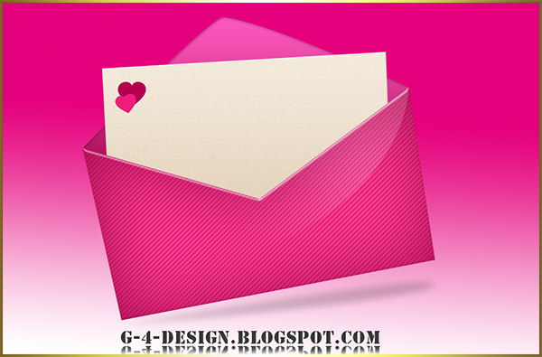 ظرف رسائل للتصميم