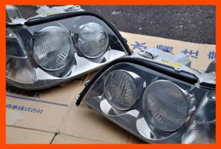 Athlete Headlights