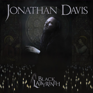 "Jonathan Davis - ""Black Labyrinth"""
