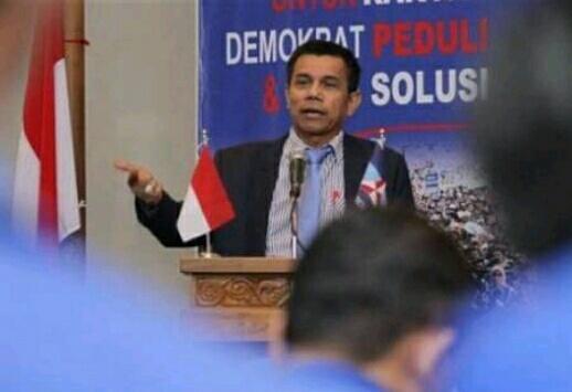 Sekjend DPP Partai Demokrat : Tidak Benar SBY Menjadi Ketua Tim Pemenangan Prabowo-Sandi