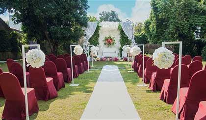 metland hotel cirebon tawarkan paket pernikahan menarik