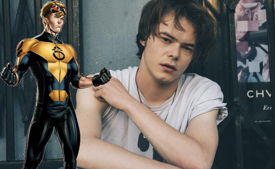 "Charlie Heaton, de Stranger Things, entra para o elenco de ""Novos Mutantes"""