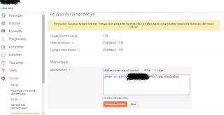 Mengatasi Masalah ads.txt issu google AdSense pada Blogger