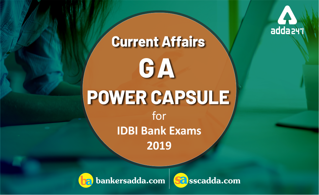 IDBI Bank Assistant Manager GA Power Capsule | Download PDF
