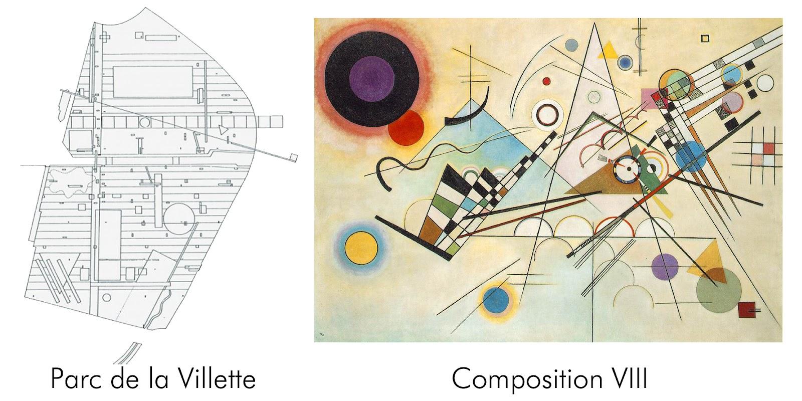 Oma Parc De La Villette Diagram 220 Plug Wiring Contemporary European Architecture Compositions