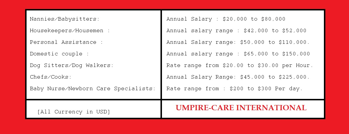 UMPIRE-CARE INTERNATIONAL: WHO WE ARE AND SERVICE'S ON