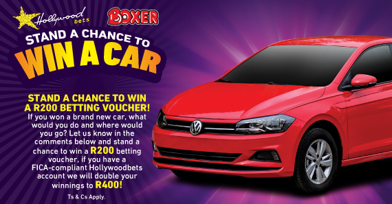 Where to win a car