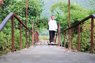 <b>Jembatan La Mori, Kebanggaan Masyarakat Desa Sie</b>