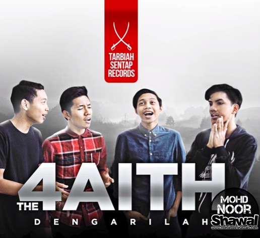 Lirik The Faith - Dengarilah (Despacito Cover)