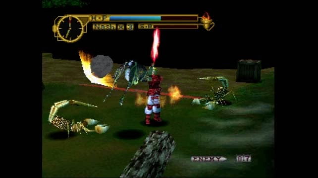 Lucifer Ring PSOne Game