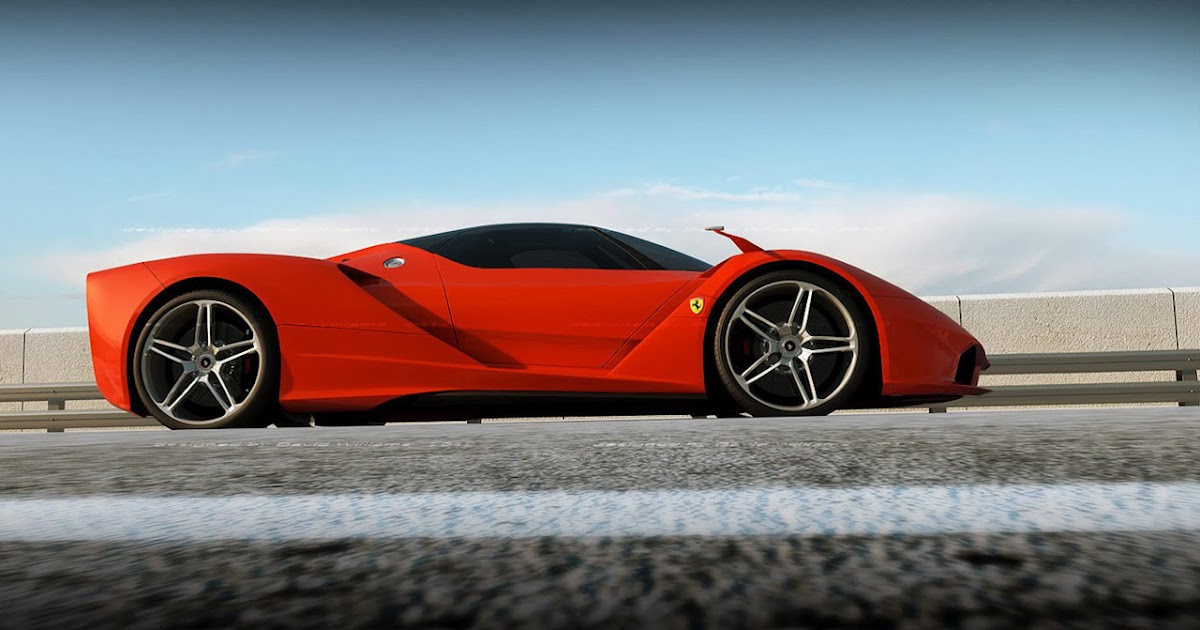 Passion For Luxury New Ferrari F70