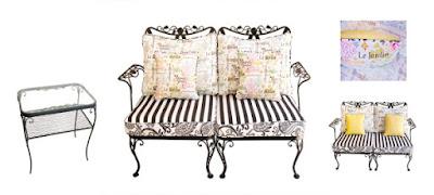 The garden furniture of Gardenhouse