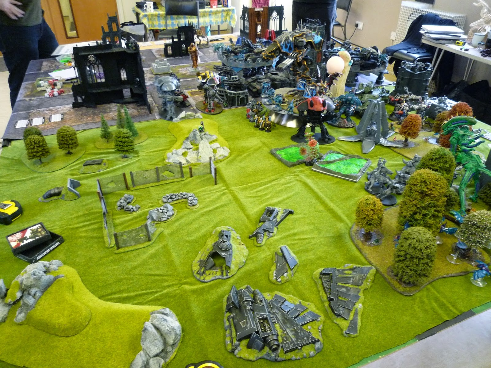 Whats On Your Table Apocalypse 40k Faeit 212 Warhammer 40k News