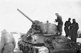 κατεστραμμένο Τ-34