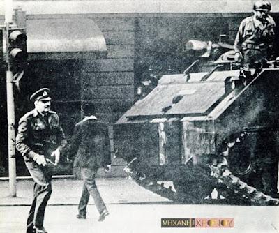 ο πραξικοπηματίας αξιωματικός του στρατού Ν. Ντερτιλής,