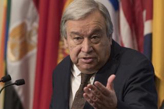 UN Secretary General: Islamophobia Leads To Terrorism