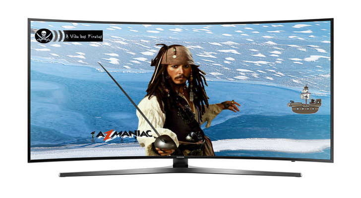 Pirataria Aumenta pelo Mundo