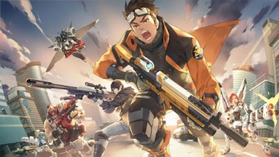 Overwatch MOD APK Ace Force for Android