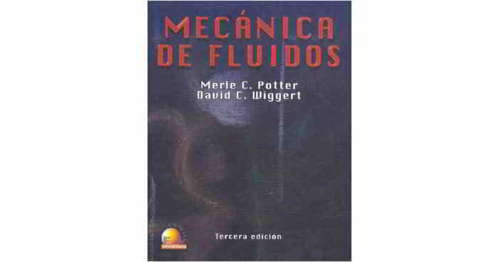 Descargar Mecánica de Fluidos - Merle C. Potter