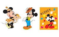 Mickey Mouse Minnie Mouse Disney Vetor, vector