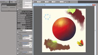 برنامج الرسم بالفرشاة Corel Painter 2016