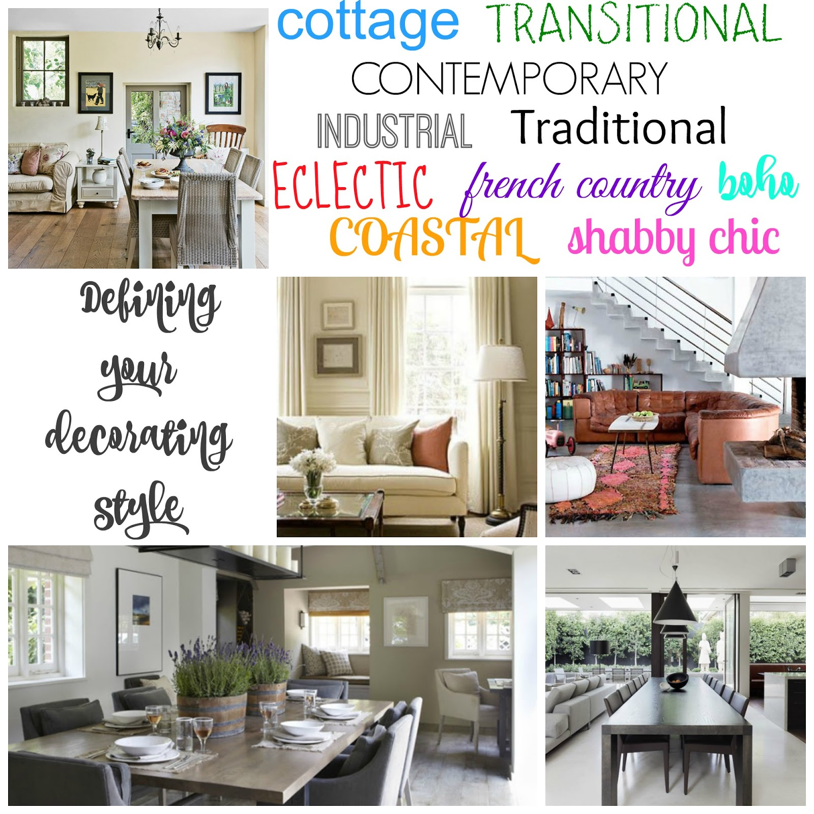 Have You Ever Taken A Quiz To Define Your Decorating Style I Ve Several And My Results Vary Depending On The Been Told Am